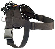 Comfortable Dog Harness for Amstaff-adjustable harness