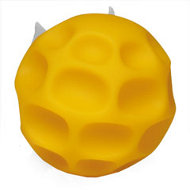 'Burden-off' Bright Tetraflex Amstaff Chew Ball - Medium