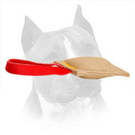 Manually Stitched Amstaff Bite Tug for Puppy Training
