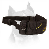 'Swift Reward' Amstaff Training Pouch with Three Roomy Pockets