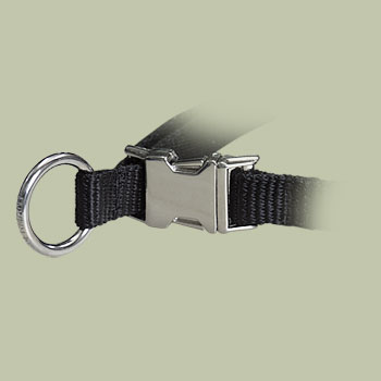 Nylon Quick-Release Training Pinch Collar for Amstaff