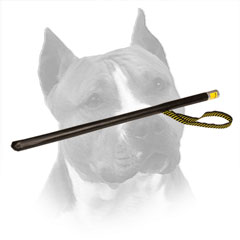 Agitation Amstaff Training Stick With Hand Loop