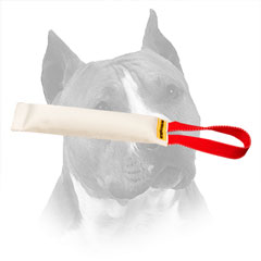 Fire Hose Training Tug for Amstaff Bite Skills Improvement