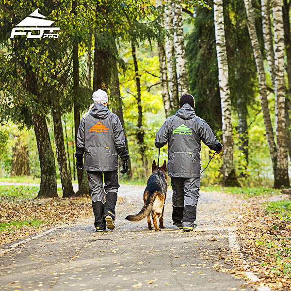 FDT Professional Dog Training Jacket of Best Quality for Everyday Activities