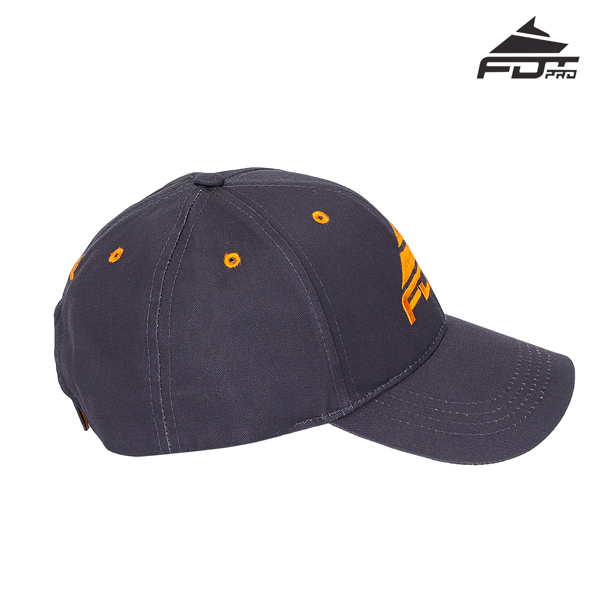 Finest Quality Adjustable Snapback Cap for Dog Walking