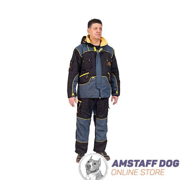Durable Protection Dog Bite Suit for Comfy Workout
