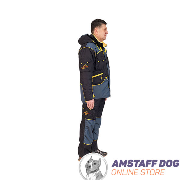 Durable Bite Suit for Safe Training