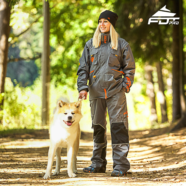 Men and Women Design Dog Tracking Jacket of Fine Quality Materials