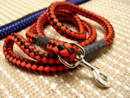 Cord nylon dog leash for large dogs/Dog lead for walking
