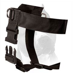 Dog Harness With Side D-Rings For Pulling Activity