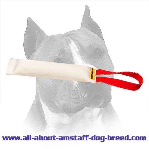Amstaff Fire Hose Bite Tug With Handle
