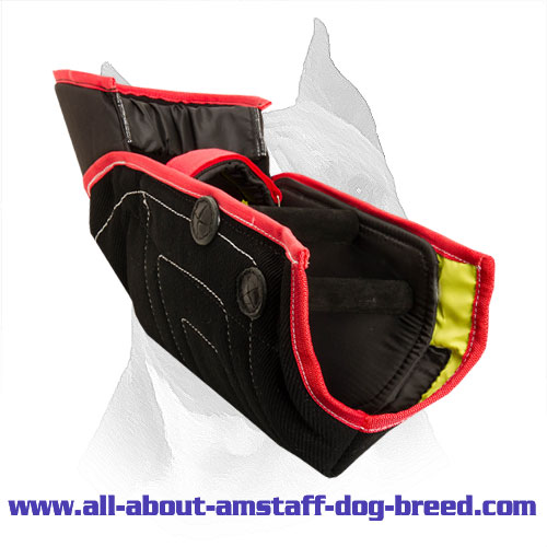 Full Protection Dog Sleeve for Puppy and Adult Amstaff Bite Training