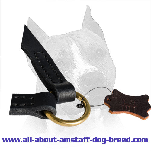 O-Ring Floating Brass Of Amstaff Coupler